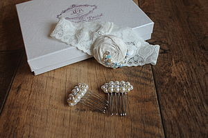 New 2014 'Sophia' Bridal Garter - women's sale
