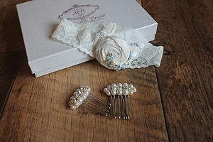 New 2014 'Sophia' Bridal Garter - women's fashion
