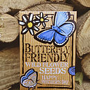 Mother's Day Butterfly Friendly Wild Flower Seeds