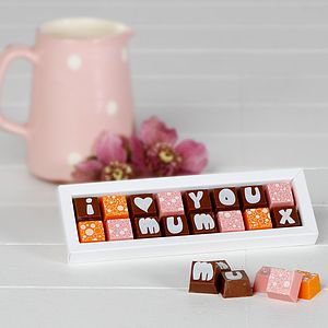 Chocolates For MOTHERS - view all mother's day gifts
