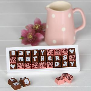 'Happy Mothers Day' Chocolates - view all mother's day gifts