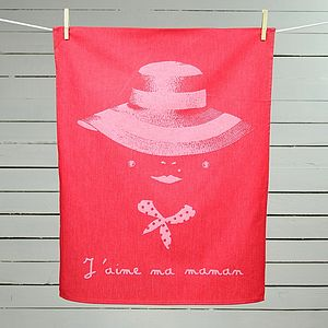 Mother's Day Tea Towel
