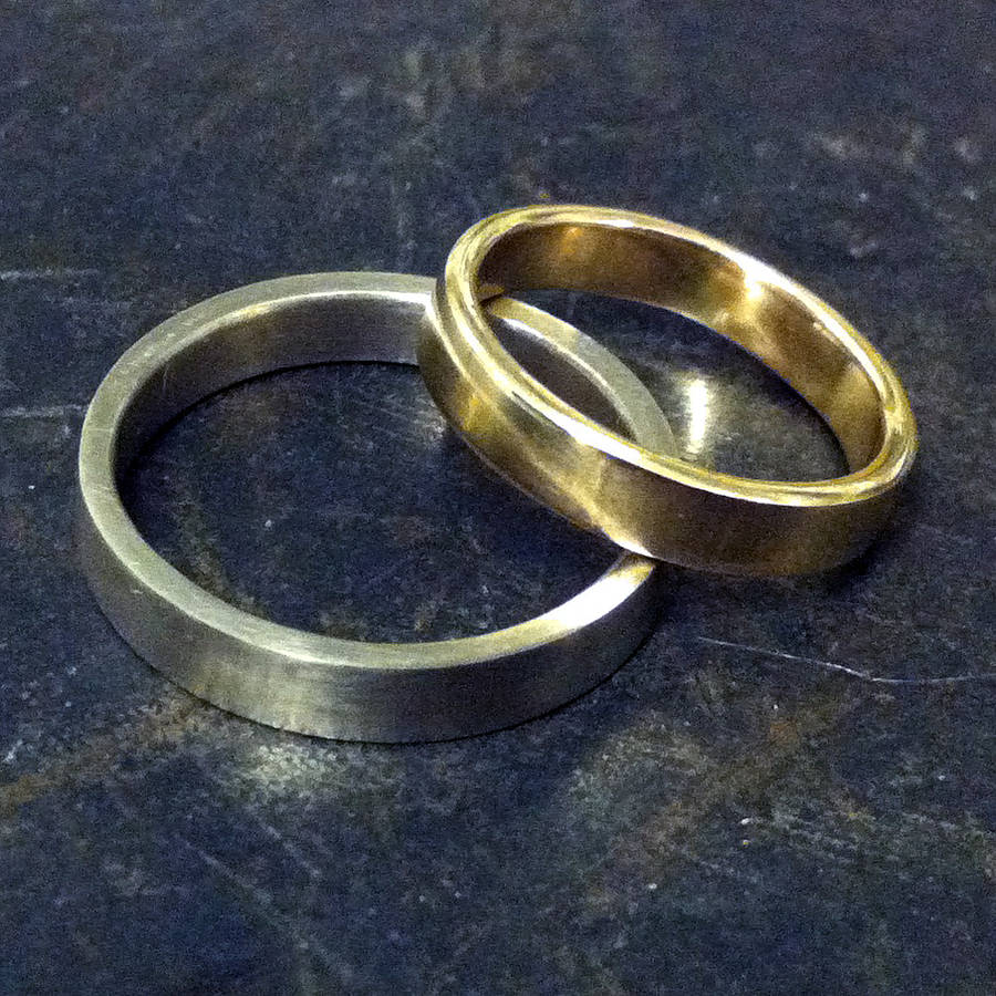 make your own wedding ring vows sample