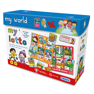 My Lotto Game - toys & games