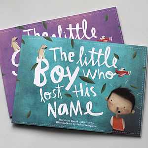 Personalised Child's Story Book - best gifts for girls