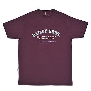Bailey Brothers T Shirt - men's fashion