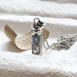 Message In A Bottle Necklace - Less Ordinary Jewellery