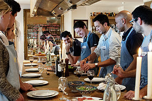 Full Day World Cuisine Cookery Class - experience gifts