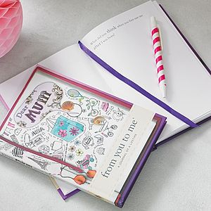 'Dear Mum' Journal Of A Lifetime - gifts from older children