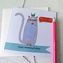 Personalised Mothers Day Pet Card