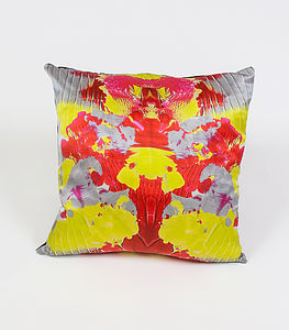 Ink Dusk Cushion