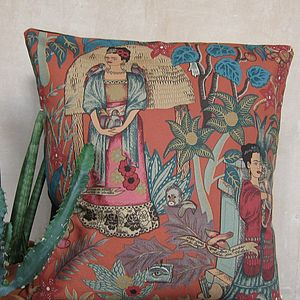 Limited Edition Frida Cushion - cushions