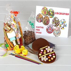 Easter Eggs Decoration Kit - sweet treats