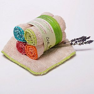 Baby Wipes/Wash Cloths