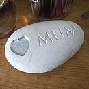 Personalised Love Stone