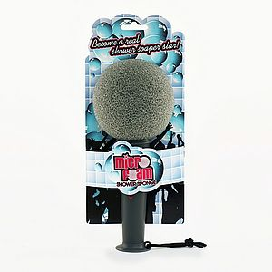 'Micro Foam' Shower Sponge - home