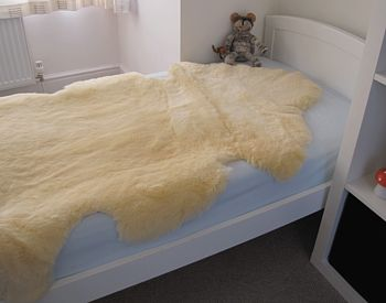 Large Luxury Sheepskin