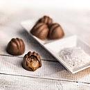 Personalised Alphabet Birthday Chocolates