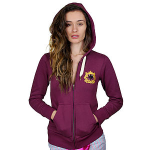 Hetty Zip Hoody - tops & t-shirts