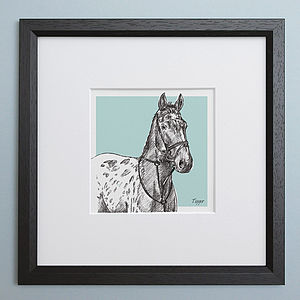 Bespoke Horse Portrait - shop by price