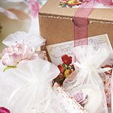 BEST SELLER Large Bath Range Vintage Gift Box - health & beauty