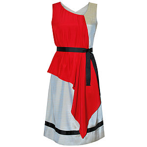 Catherine Dress Red - dresses