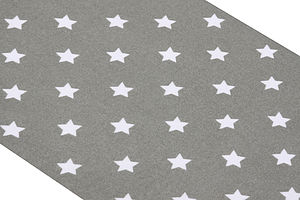 Oilcloth Splashmat / Floor Mat - baby care