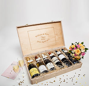 Six Bottle Connoisseur Wine Case - wine