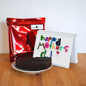 Personalised Mother's Day Cake Card - cakes & cupcakes