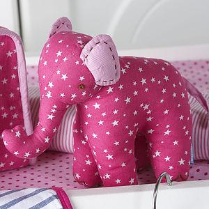 Star Print Eli Soft Toy - toys & games for children