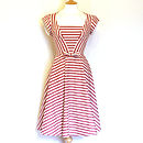 Striped Heidi Tea Dress