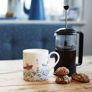Cornish Coast Small Mug