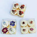 Set Of Four Aromatherapy Bath Melts