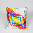 Ink Fauna Cushion