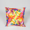 Ink Jungle Cushion
