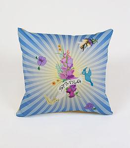 Spring Blast Cushion