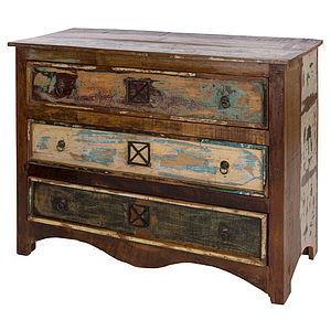 Arua Chest Of Drawers - furniture