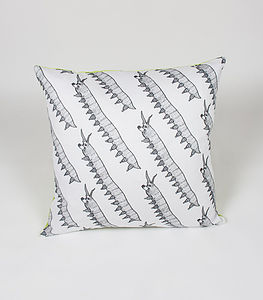 Ony Line Cushion - living room