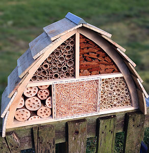 Handmade Wildlife House - gifts for him