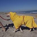 Microfibre Dog Drying Coat