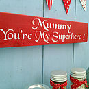 Grandma's Shed Personalised Sign