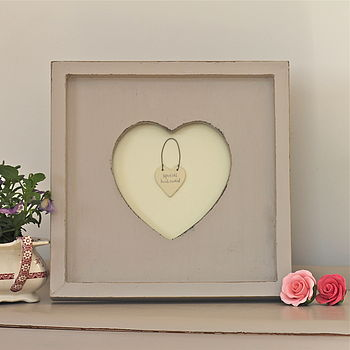 Vintage Framed 'Special Bridesmaid' Picture