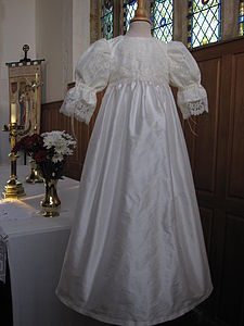 Christening Gown 'Bridget'