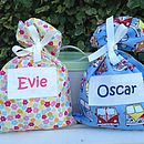 Personalised Children's Party Gift Bag