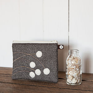 White Berries Purse - purses