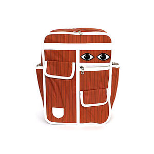 Limited Edition Eyes Retro Backpack - bags & purses