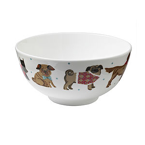 Hound Dog Bowl - home