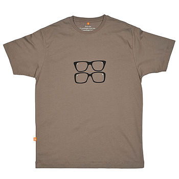 Two Ronnies Glasses T Shirt