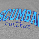 The Young Ones 'Scumbag' College T Shirt