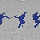 Ministry Of Silly Walks Python T Shirt